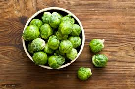 Brussels sprouts - میوه ها و سبزیجات آنتی اکسیدانی