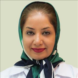 دکتر غزال صحراییان