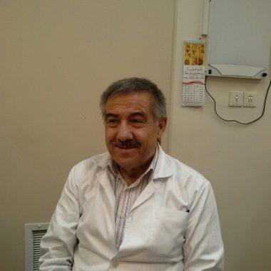 دکتر علی پاشاپور