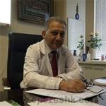 دکتر اسماعیل اربابی