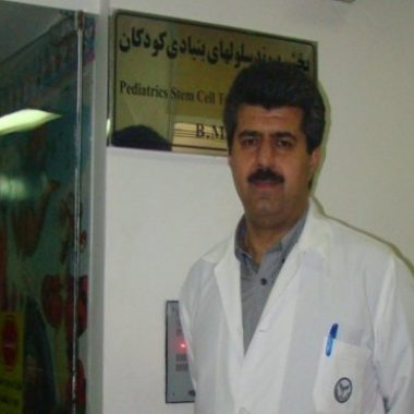 دکتر امیرعلی حمیدیه