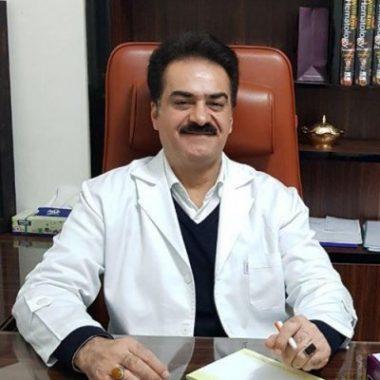 دکتر حمیدرضا جلالیان
