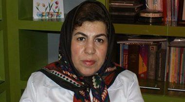 دکتر آزیتا آذر کیوان