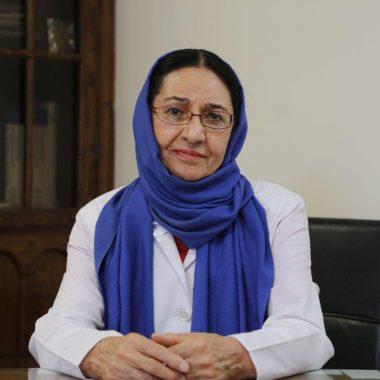 دکتر مهین ولیخانی