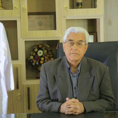 دکتر عباس ناظمیان یزدی