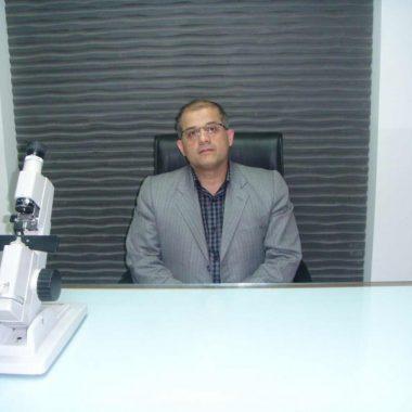 دکتر سید محسن مدرسی قمی