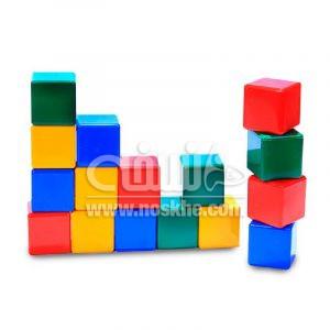 مکعب رنگی بزرگ - 16 تایی 2