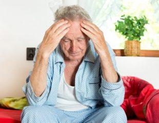 آلزایمر و آشفتگی : درمان های کمک کننده