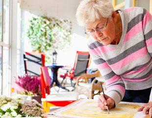 موسیقی ، هنر درمانی و بیماران آلزایمری