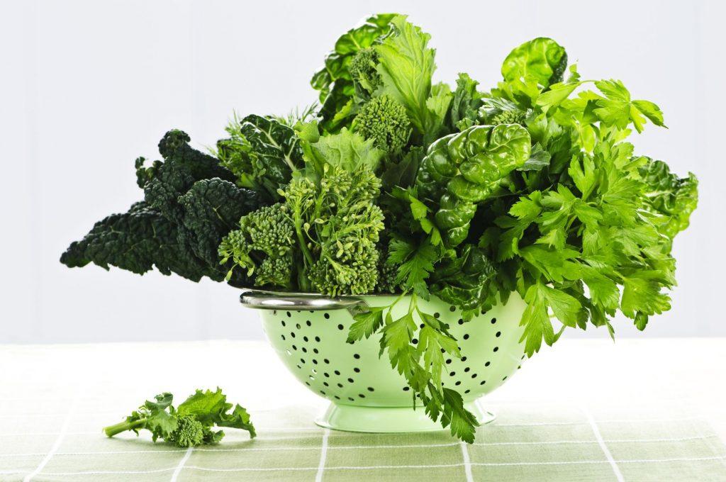 سبزیجات سالاد