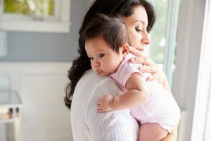 سوزش سر دل کودکان و نوزادان