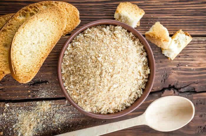 پودر نان سوخاری
