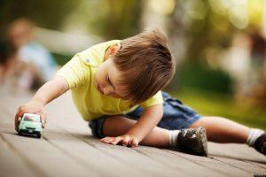 اختلال طیف اتیسم