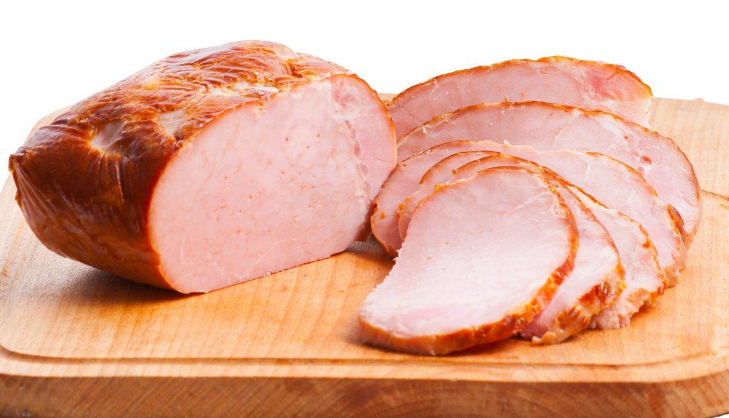 ژامبون گوشت