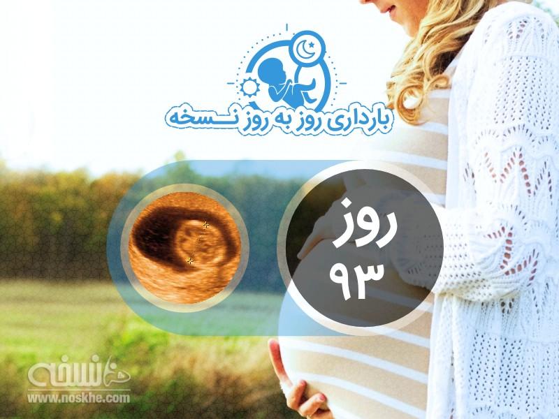 روز نود و سوم بارداری