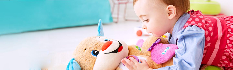 بازی کودک 3 ماهه