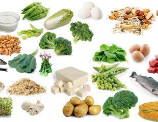 مواد مغذی برای رشد استخوانی