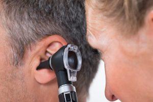 بررسی گوش