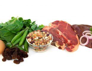 موادغذایی غنی از ویتامین D و آهن