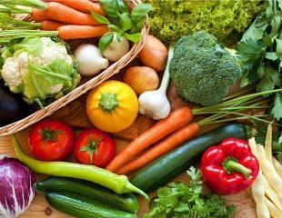 مواد غذایی غنی از ویتامین A