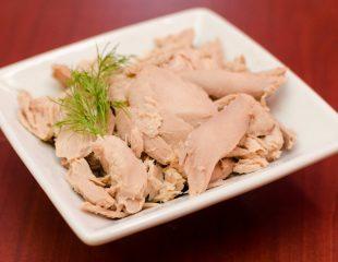 کاهش وزن با ماهی تن