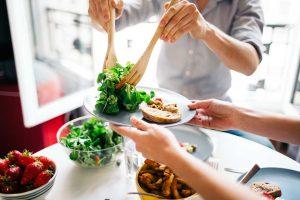 تاثیرات مصرف بسیار کم سبزیجات