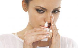 اسپری های بینی آنتی کلینرژیک برای آلرژی