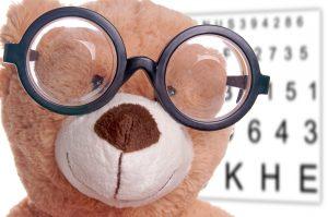ارزیابی چشم کودک شما