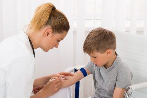 آزمایش خون آلرژی