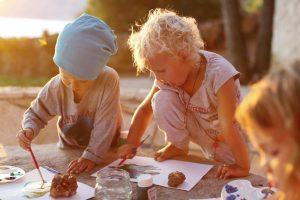 حوزه های رشدی کودک