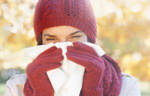 آلرژی پاییزی