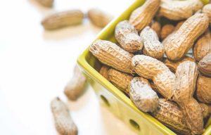 آلرژی بادام زمینی
