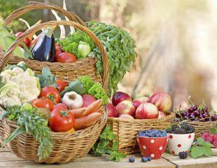 مشکلات مربوط به کمبود میوه ها و سبزیجات