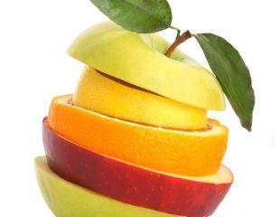 سیب و پرتغال
