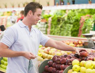 موادغذایی برای مردان
