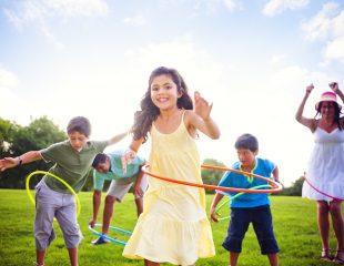 فعالیت فیزیکی برای کودکان و نوجوانان