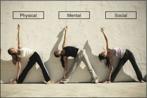 تاثیر تغذیه بر سلامت روحی، جسمی و اجتماعی