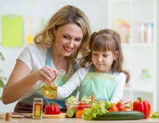 رژیم غذایی سالم برای کودک 5 ساله