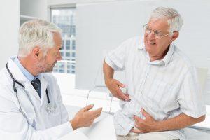 سندرم روده تحریک پذیر و زمان تماس با پزشک