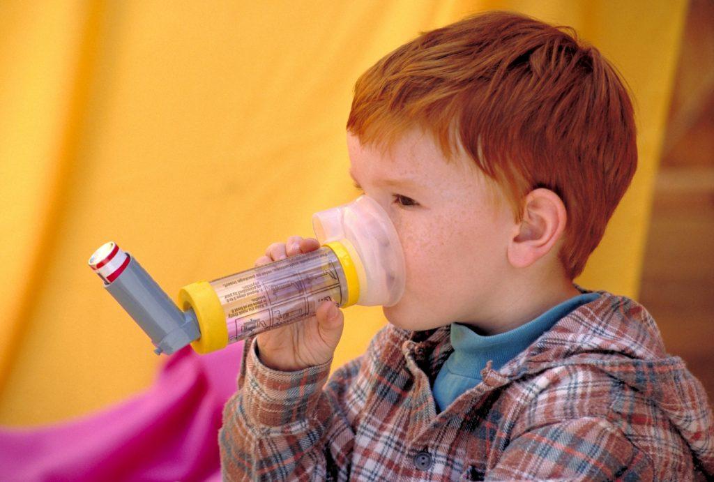 آسم کودکان - راهنمای والدین