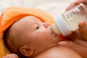 انتظارات در تغذیه با شیر بطری