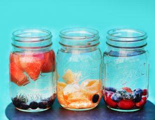 چگونه آب بیشتری بنوشیم؟
