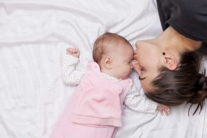برنامه ریزی برای تغذیه با شیر مادر