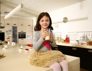 کمک به سلامت استخوان کودکان