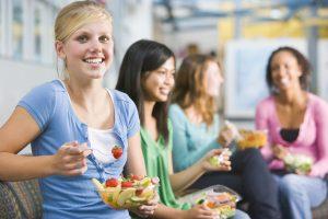 رژیم غذایی برای نوجوانان