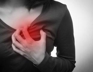 حمله قلبی در بانوان