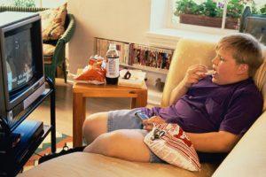 نوجوانان با اضافه وزن