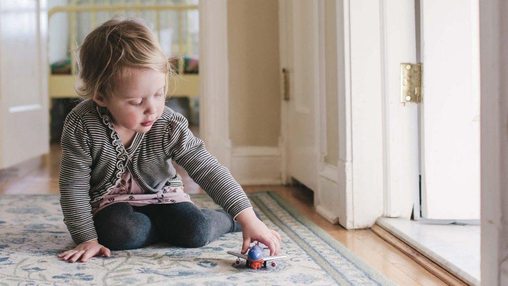 رشد کودک دو ساله