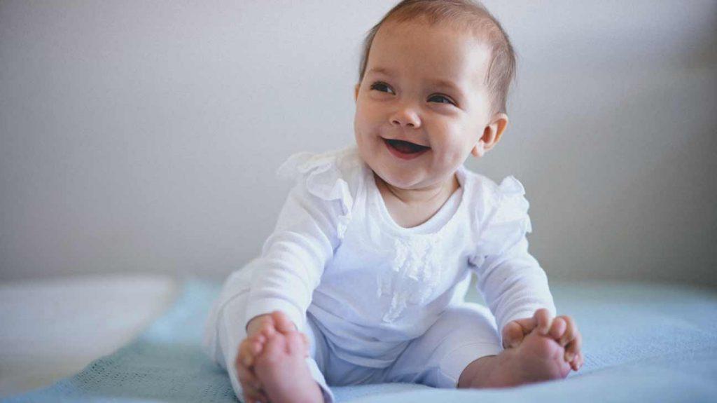 رشد کودک - نشستن