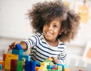 رشد کودک چهار ساله